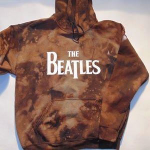 Gildan Shirts - Vintage Style the Beatles hoodie